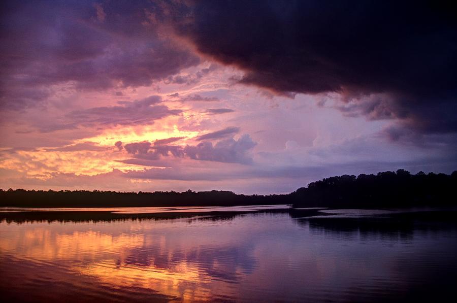 フリー写真 湖
