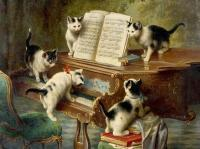 pianocats
