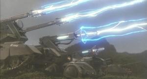 Gフォース通常兵器