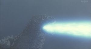 ゴジラ放射熱線
