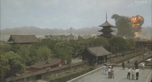 xメカゴジラ 東寺