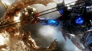 パワーレンジャー ロボット戦