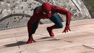 スパイダーマン・ホームカミング ワシントン記念塔