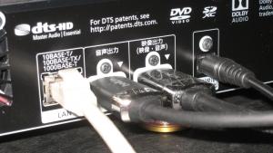 DMP-UB90 I映像・音声分離出力