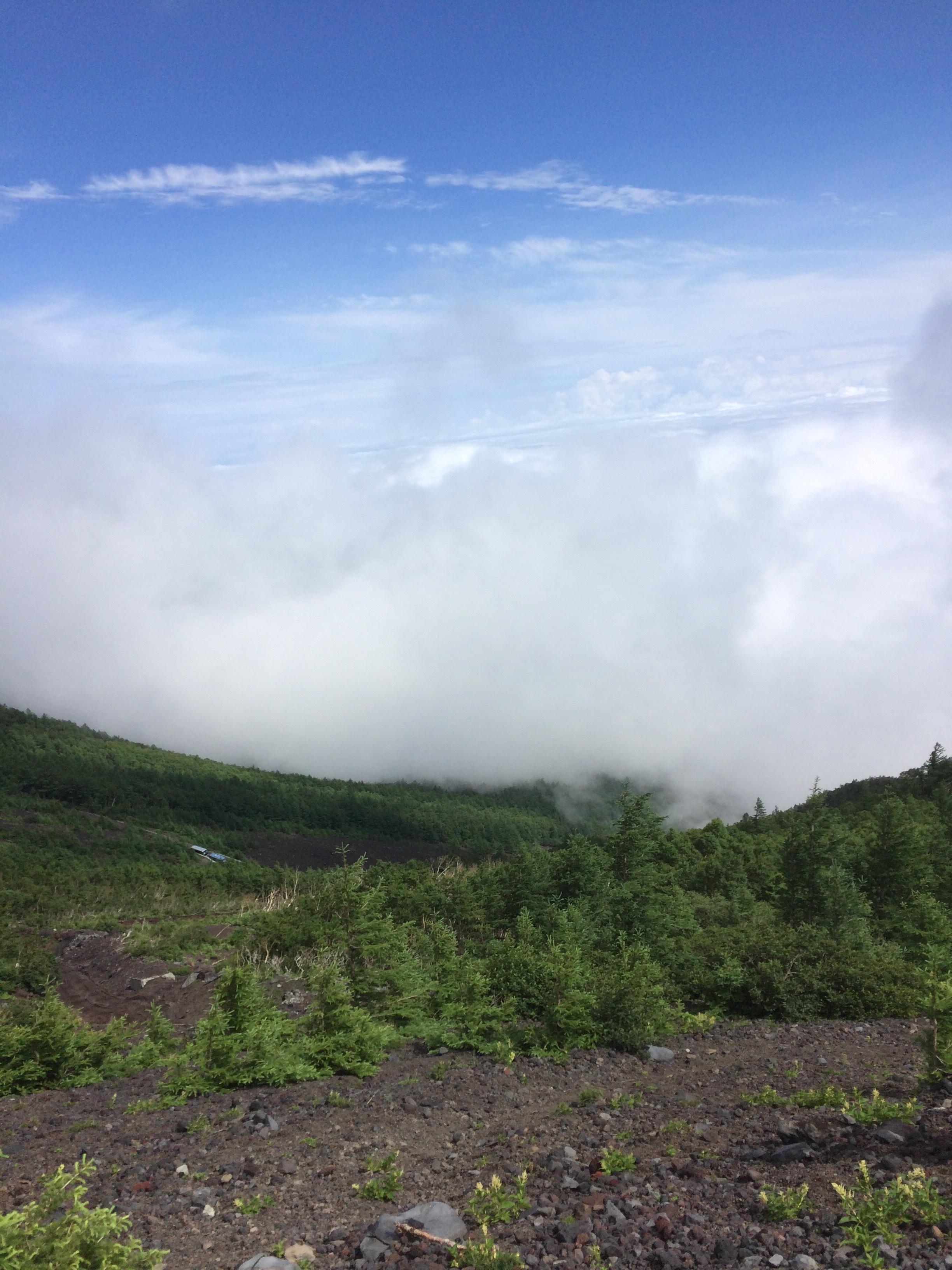 富士登山競走5