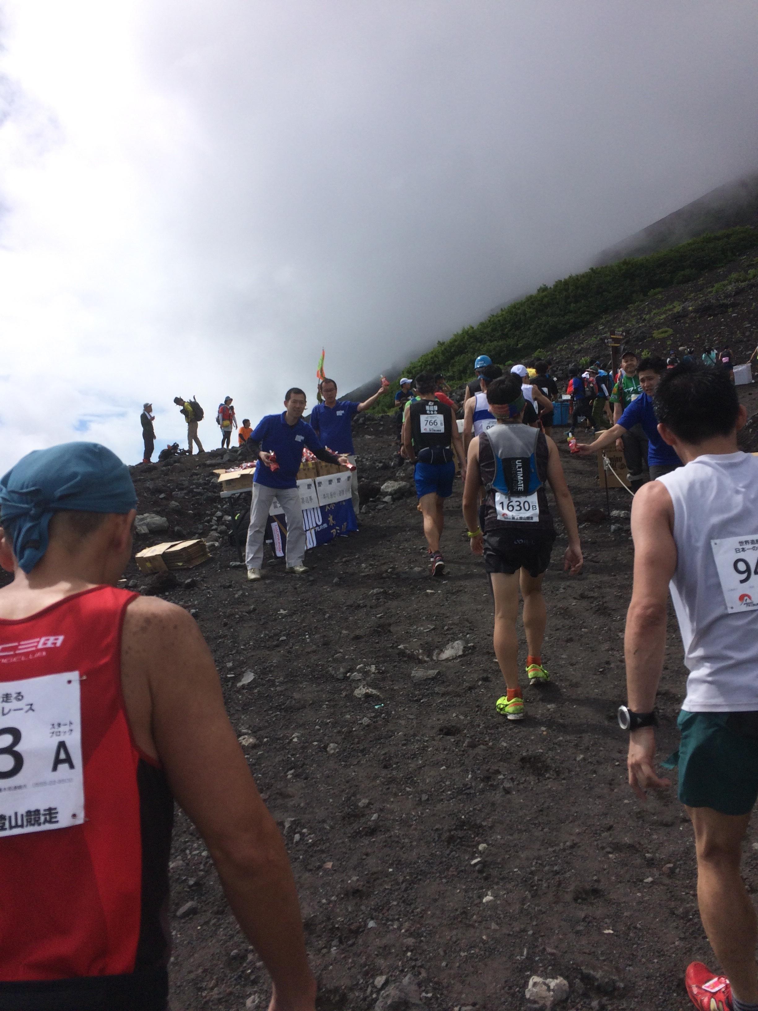 富士登山競走6