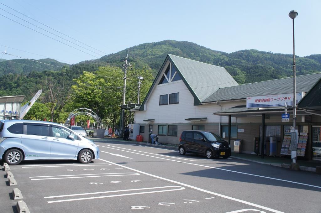 阿波池田駅12