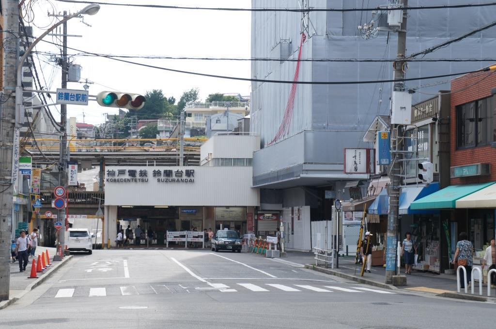 鈴蘭台駅駅前再開発事業2017070802