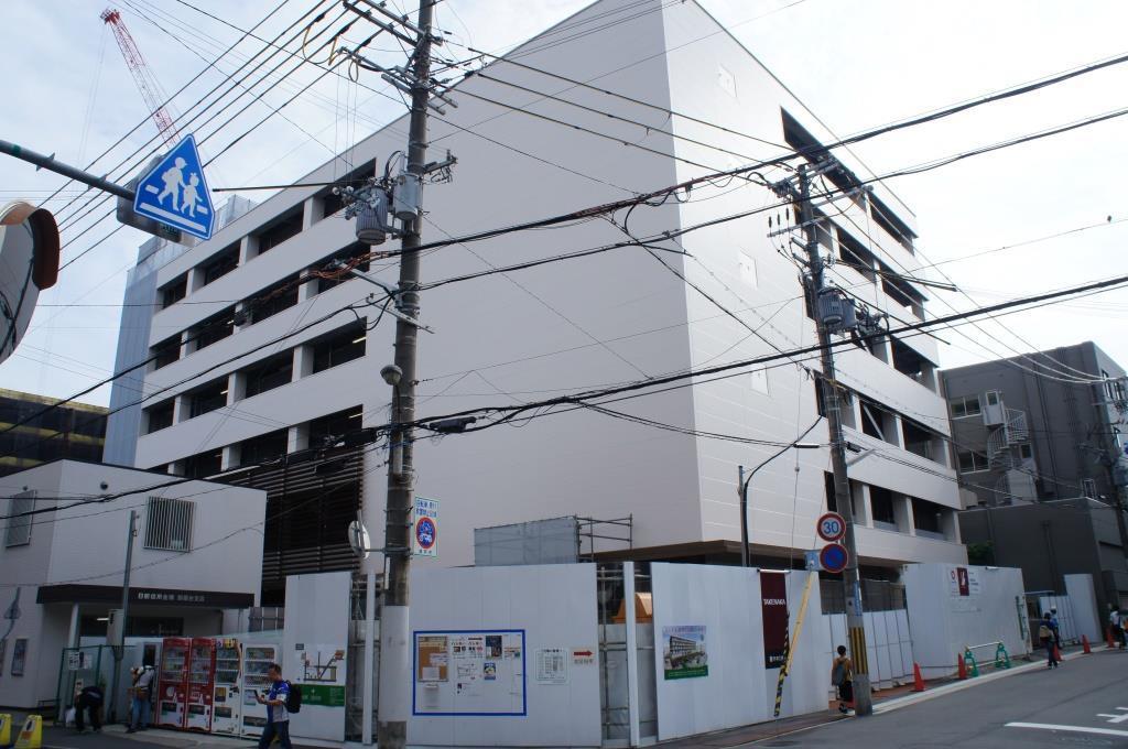 鈴蘭台駅駅前再開発事業2017070804