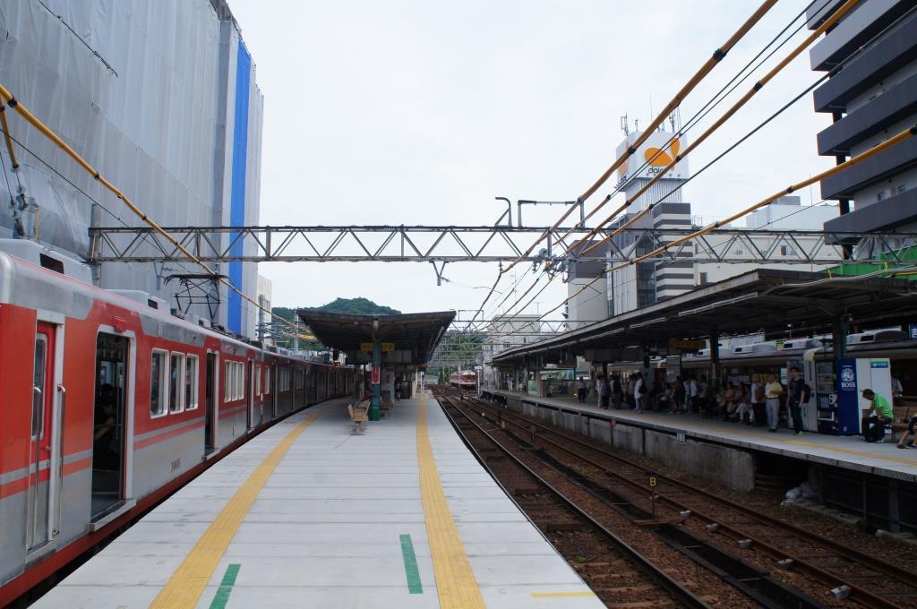 鈴蘭台駅駅前再開発事業2017070810