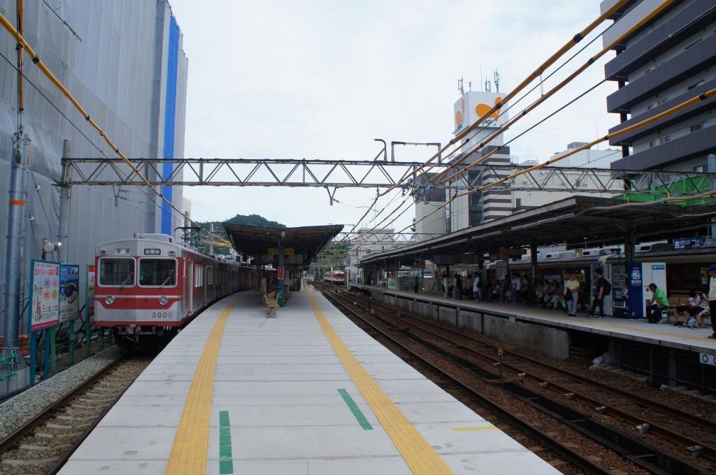 鈴蘭台駅駅前再開発事業2017070811
