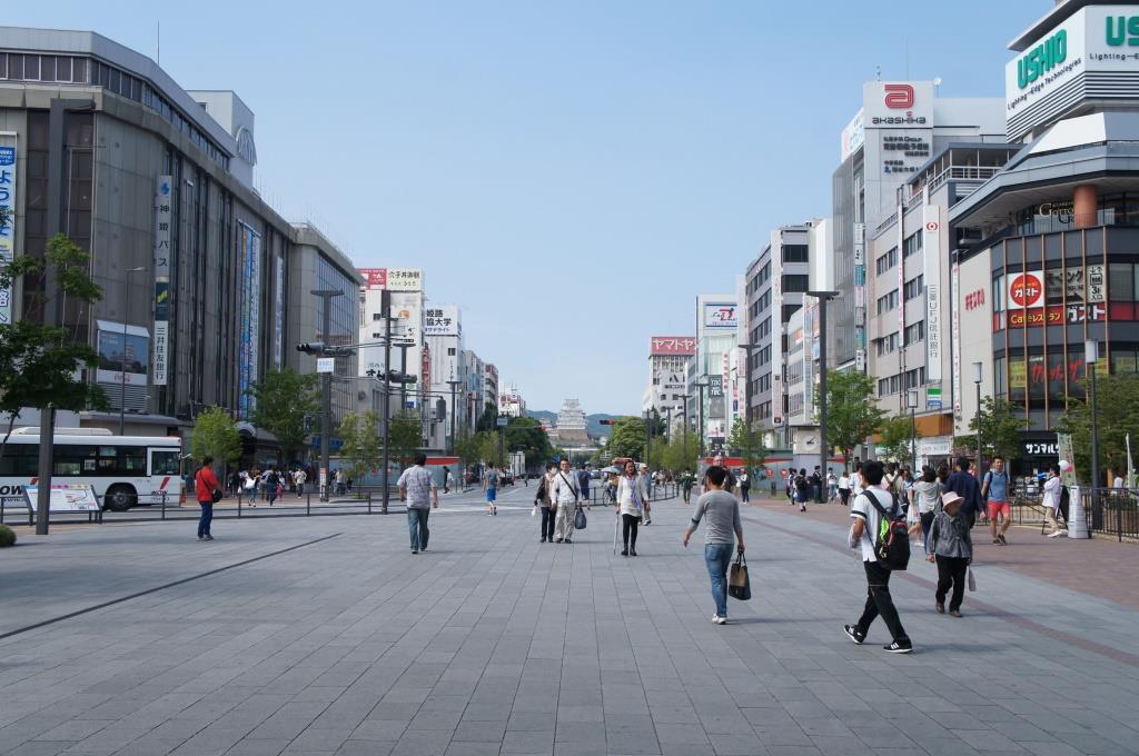 姫路駅11