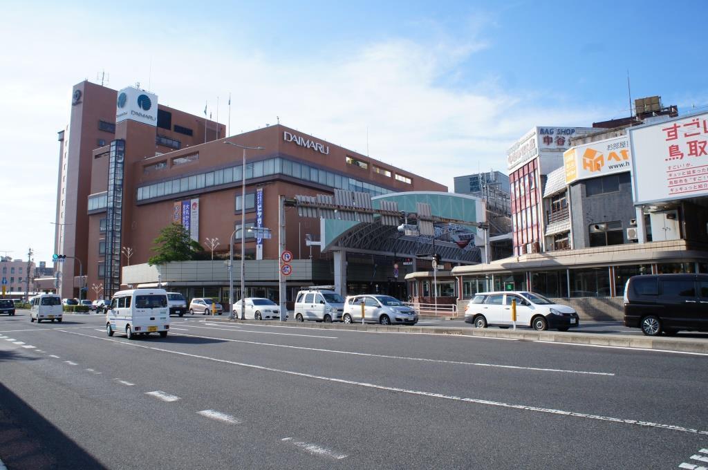 鳥取駅10