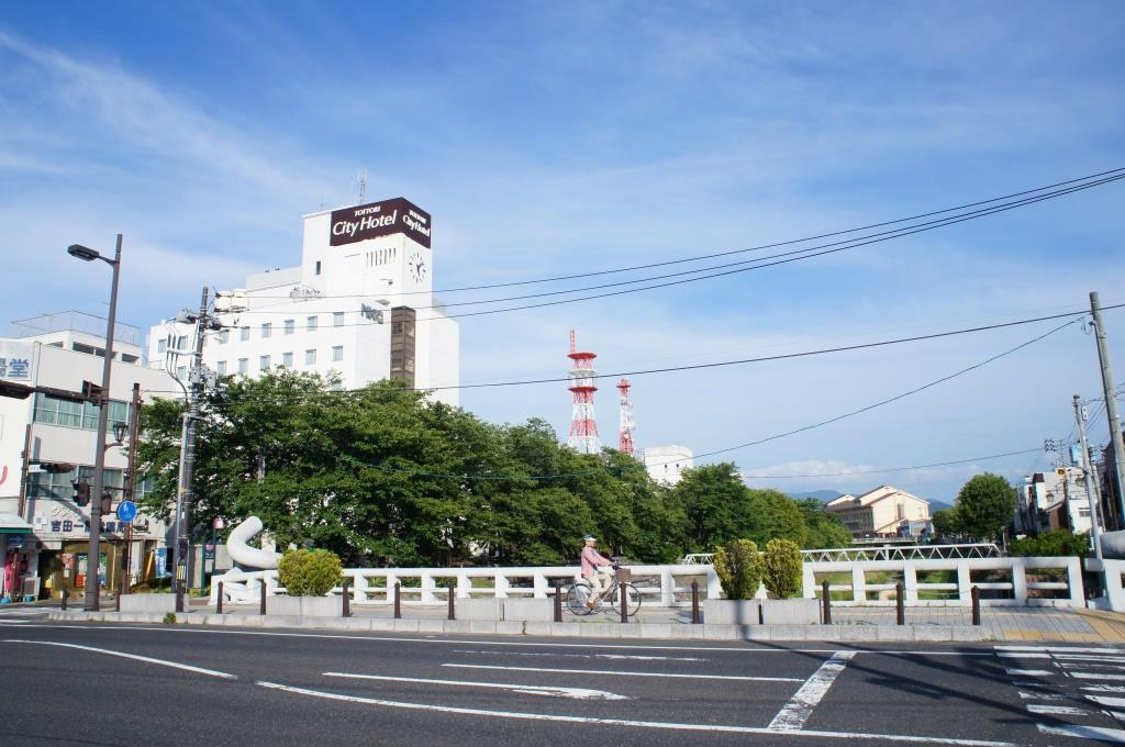 鳥取駅12