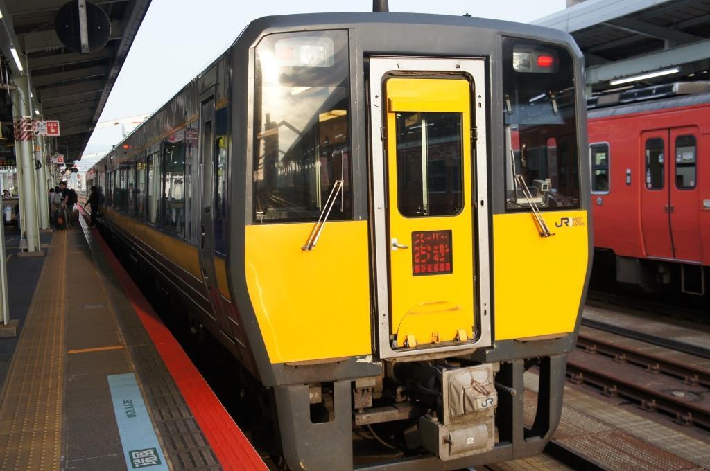 鳥取駅36