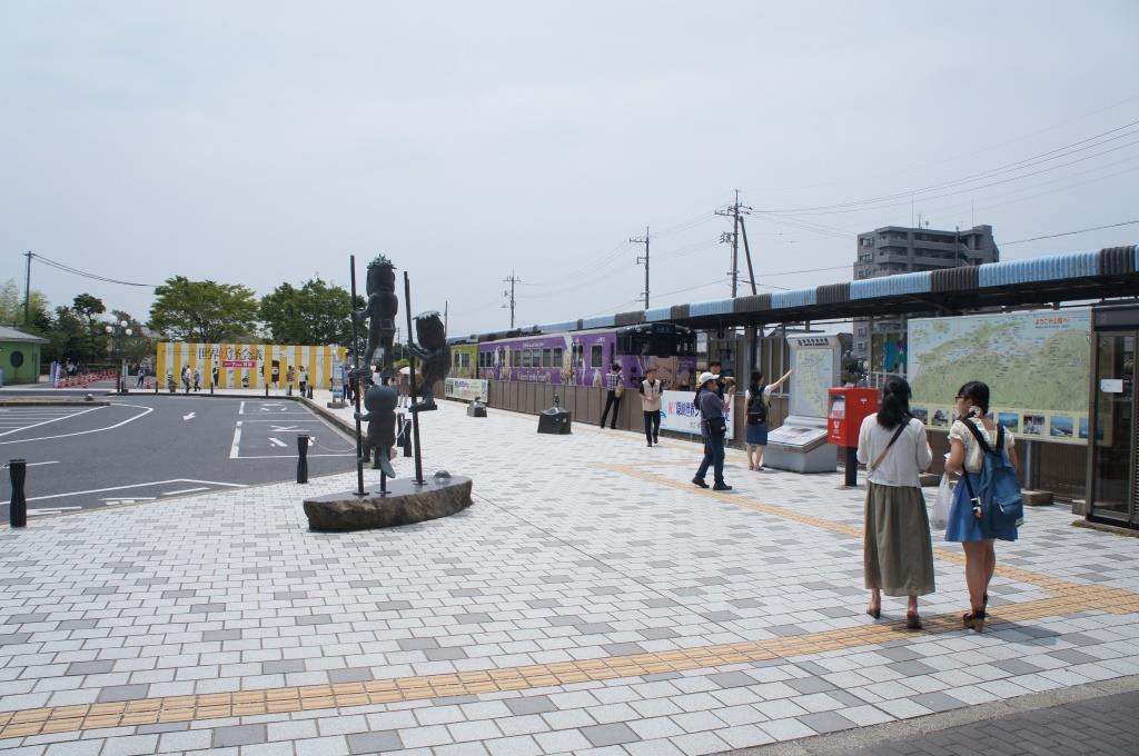 境港駅05