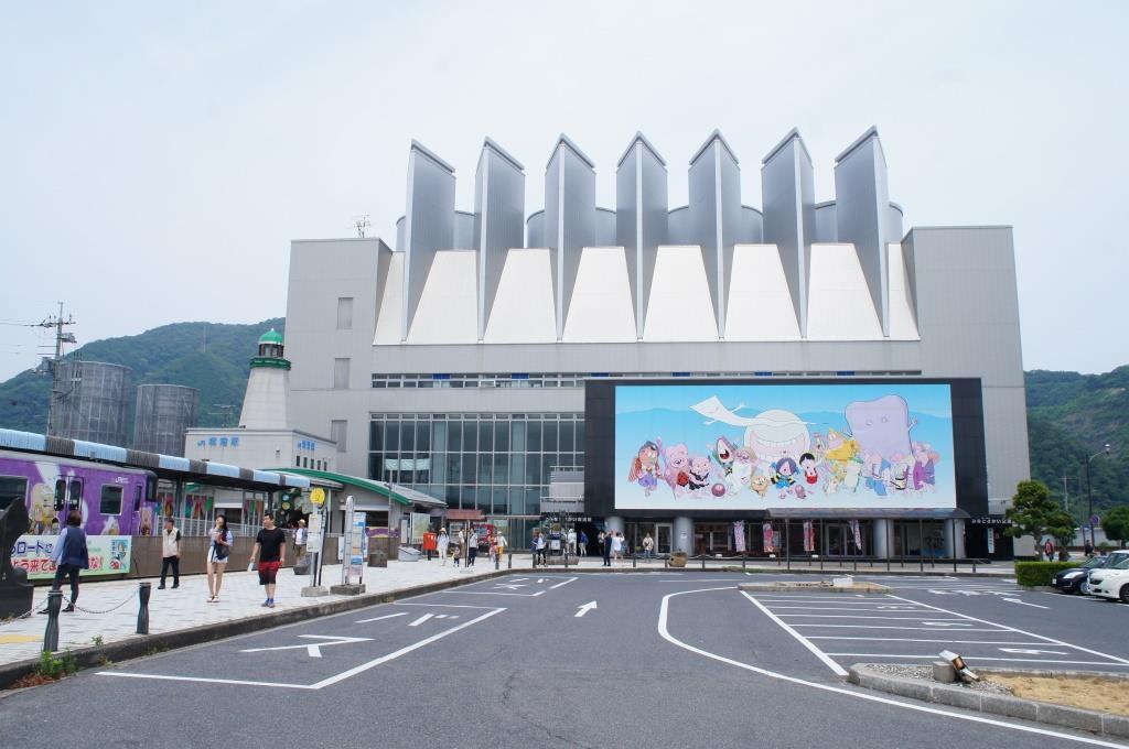 境港駅11