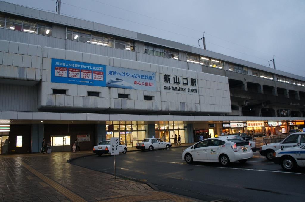 新山口駅23
