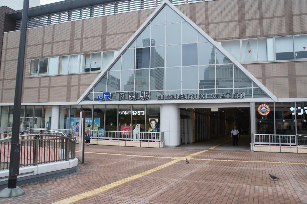 下関駅10
