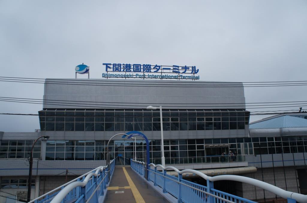 下関駅21