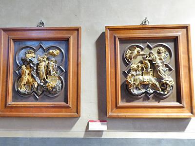 コンペに出品された彫刻たち