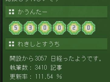 53万ヒット