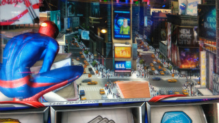 s_WP_20170905_20_14_55_Pro_アメイジングスパイダーマン_ニューヨークはタクシーばっか?