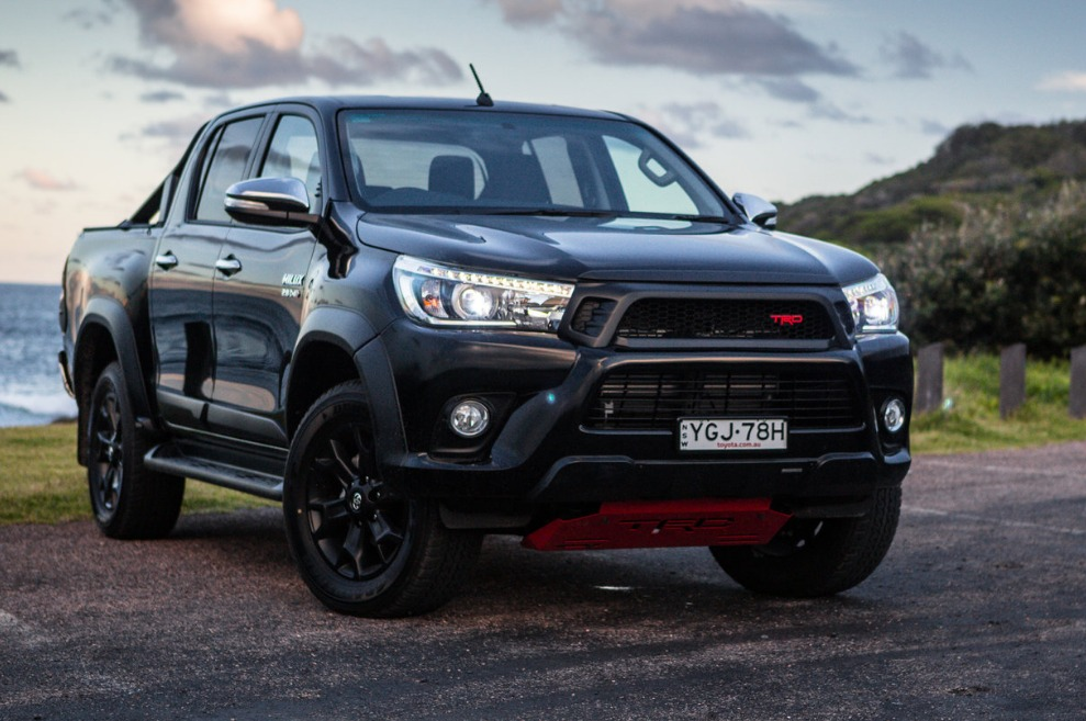 2017 Toyota HiLux TRD