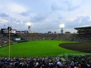 この球場は、やはり、美しい。