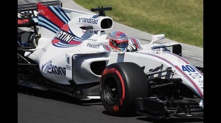 2018ウィリアムズF1ドライバーラインナップ