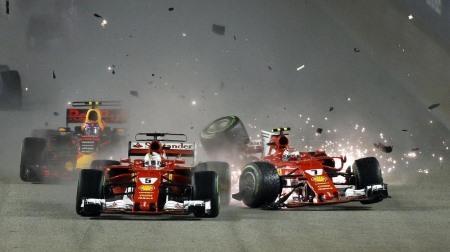 F1マレーシアGPプレカン1に話題の3人