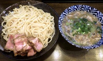 綿麺 フライデーナイト Part133 (17/7/14) 小松菜としめじと油かすのつけ麺