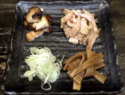 綿麺 フライデーナイト Part136 (17/9/8) 釜玉そば(トッピング)