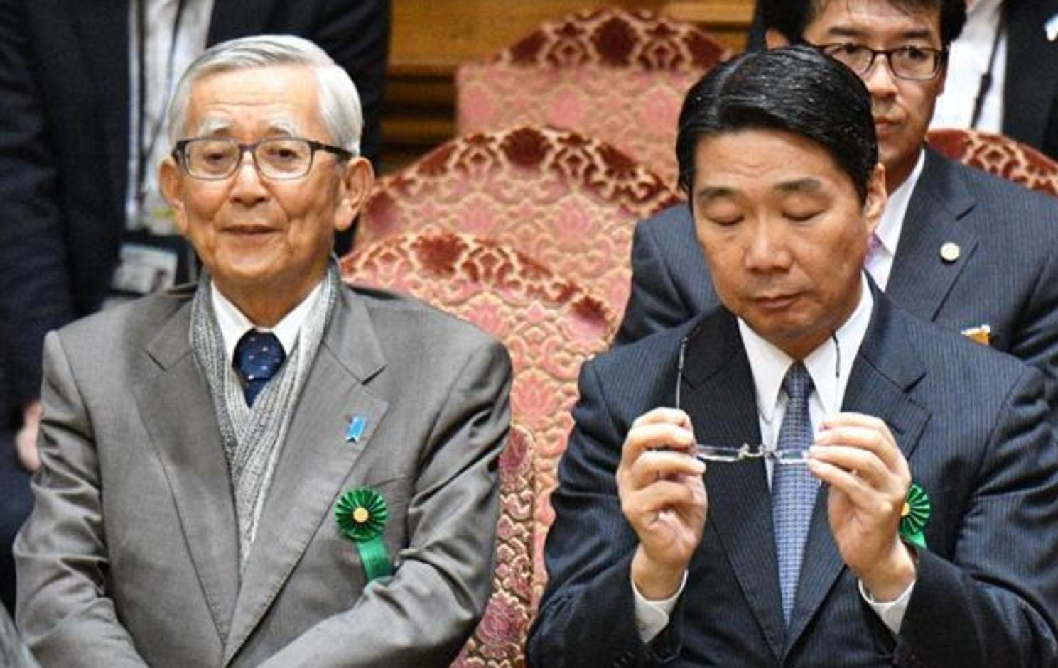 加戸前愛媛県知事と前川前文科事務次官