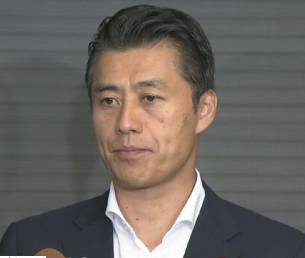 細野氏民進党離党