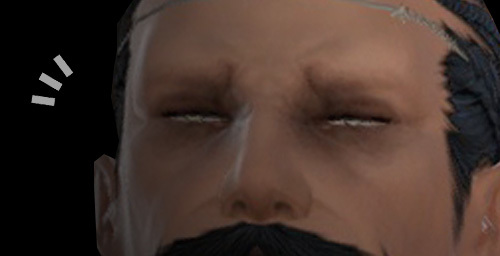 目覚めるヒゲランダー