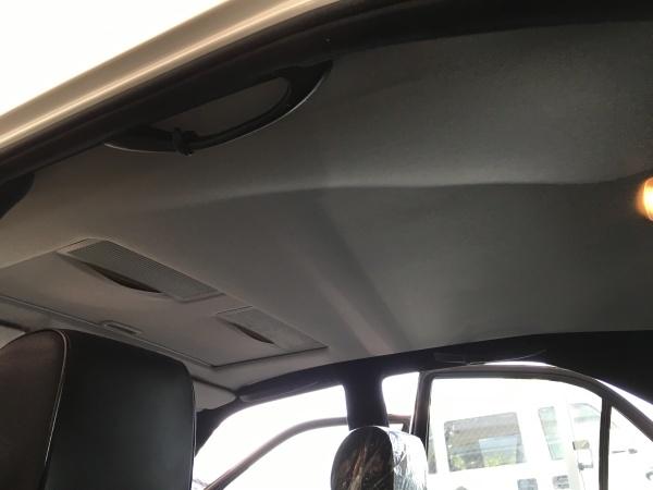 天井・サンルーフ張替え ベンツC280