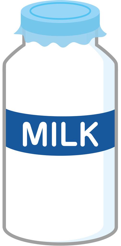 gatag-00006276牛乳瓶望遠鏡で世を見ると