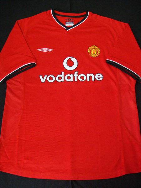 00/02 MANCHESTER UNITED (H)