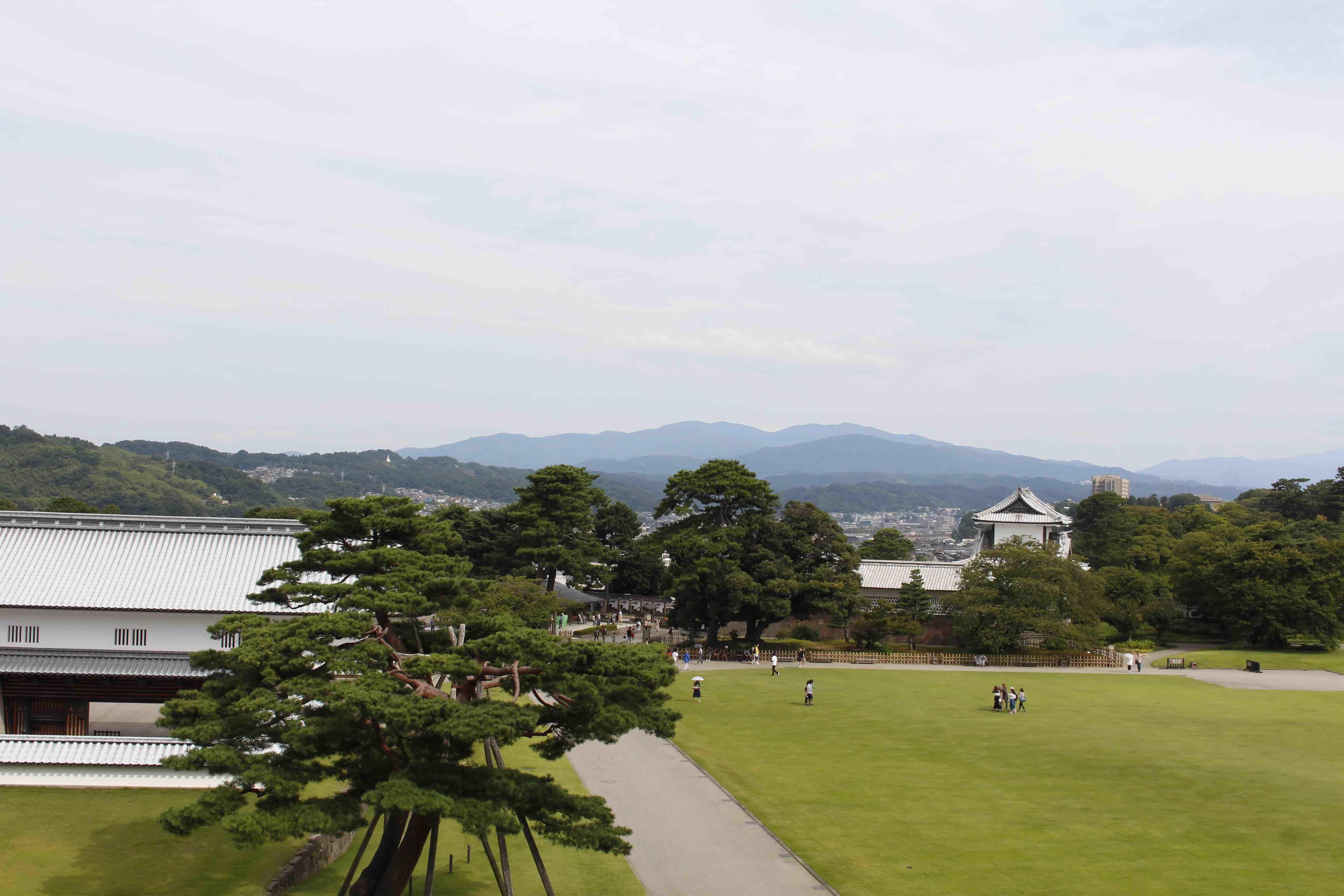 20170910石川城展望台から