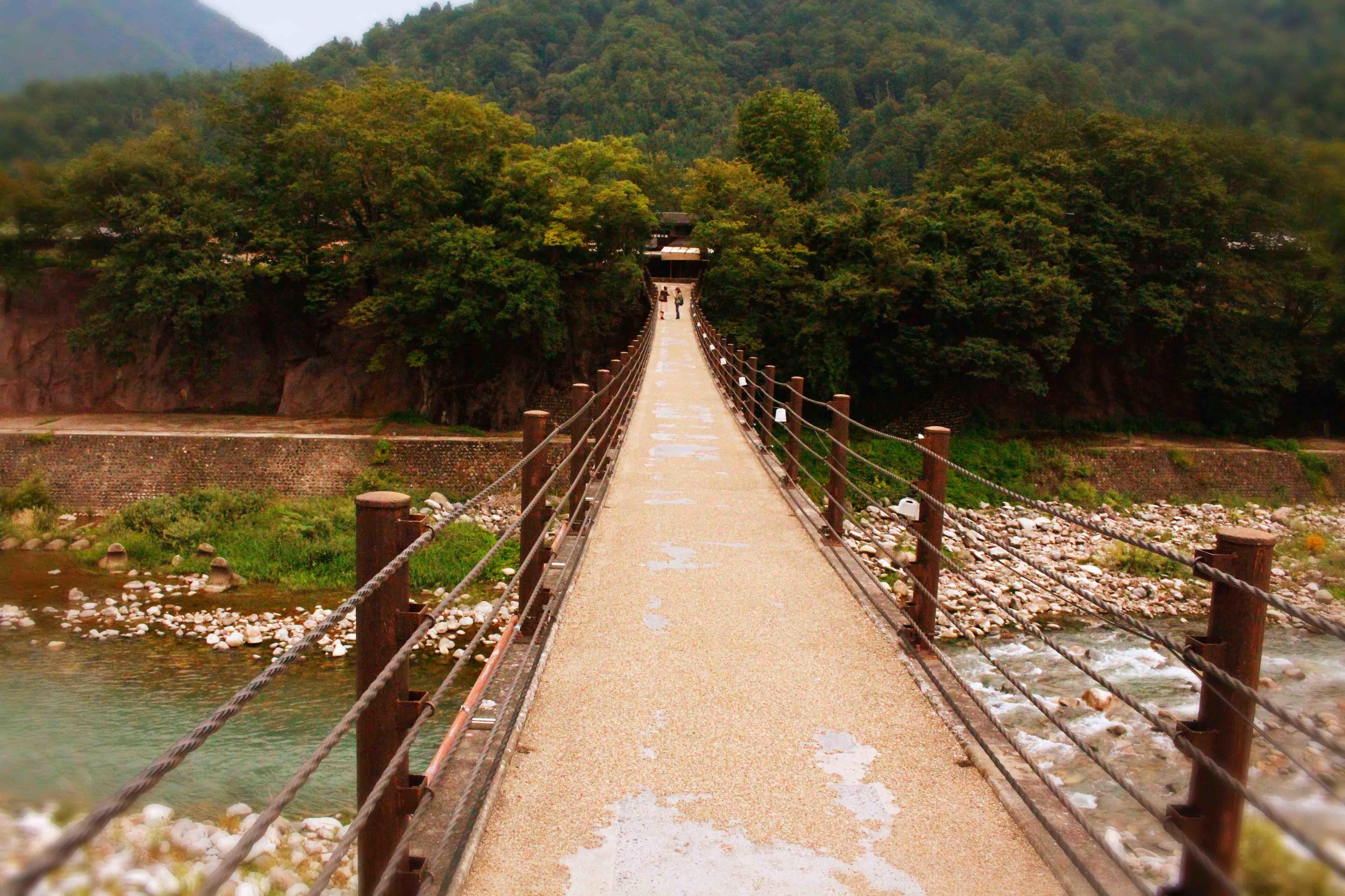 20170910白川郷橋
