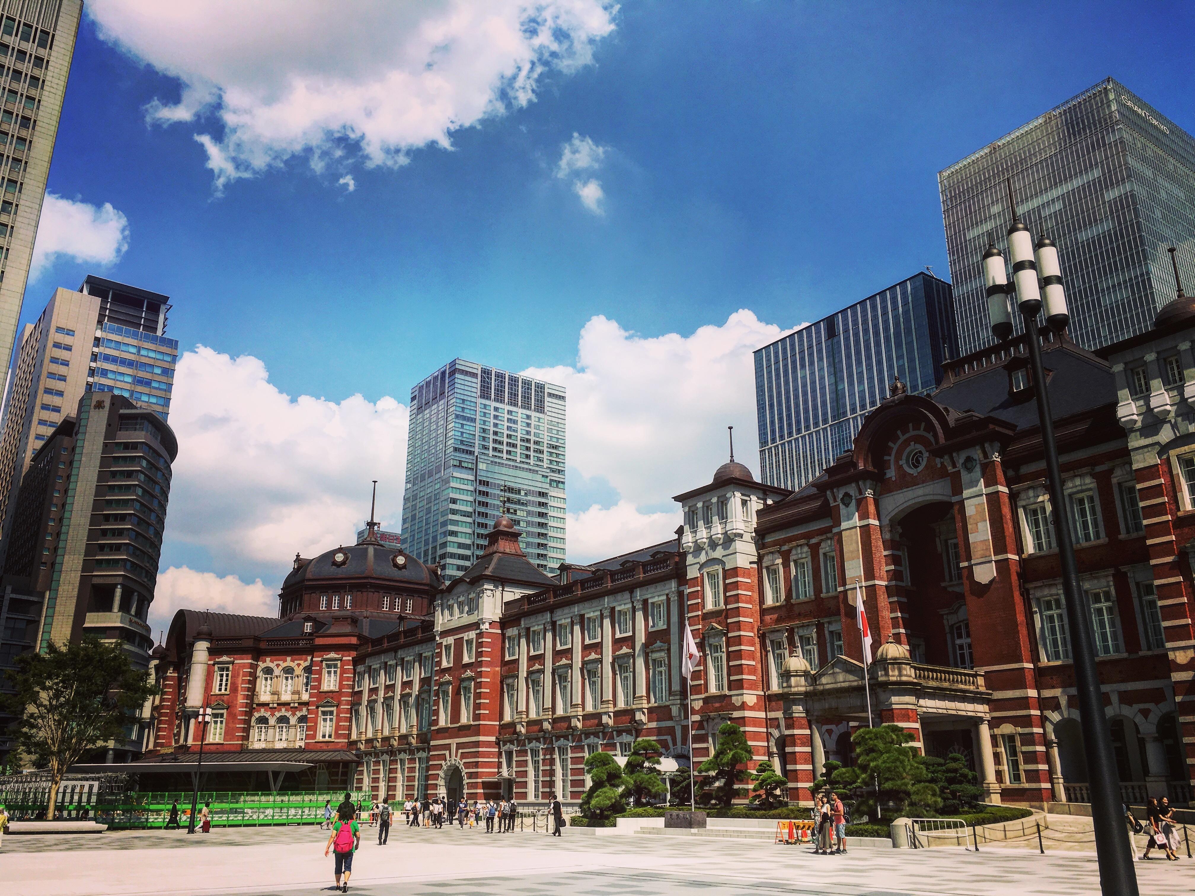 20170914東京駅