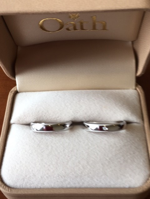 結婚指輪 (2)