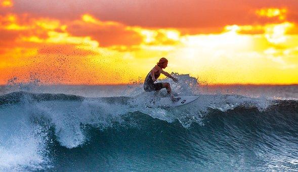 無料サーフィン