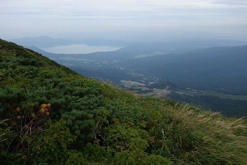 西方には田沢湖