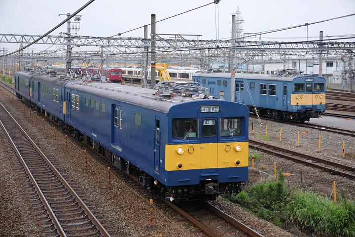 クモヤ145-905s
