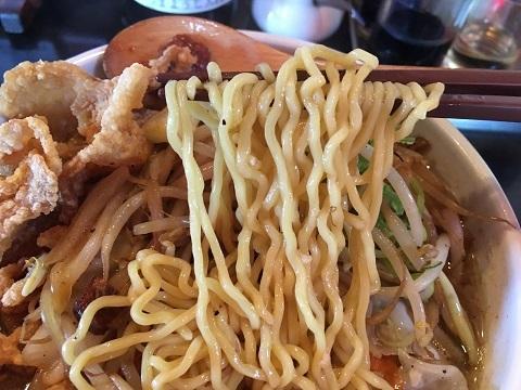 野菜キング麺