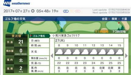 小見川東急天気1