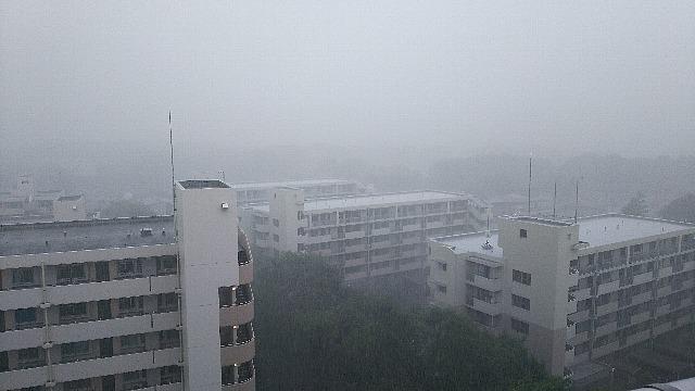 7月の豪雨