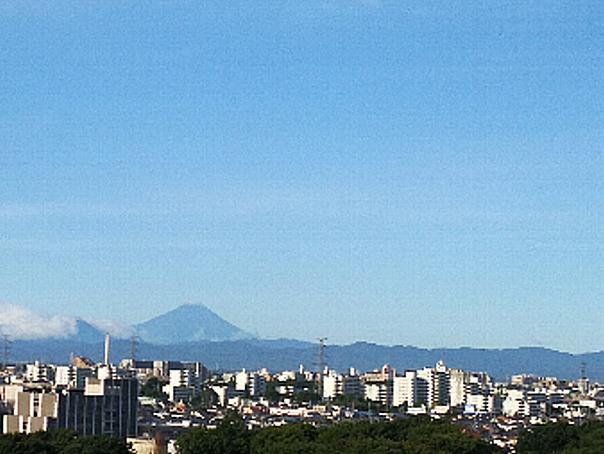 久々の富士2